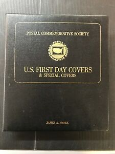 Postal Commemorative Society, US First Day Covers, 1975-1977, 30 Stamps D4