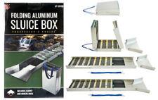 "SE 50"" Folding Aluminum Sluice Box"