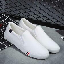 Men's Canvas Shoes Comfy Espadrilles Loafers Flats Slip On Pumps Casual Shoes