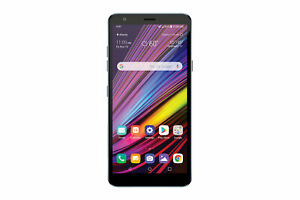 """LG Neon Plus Android Smartphone AT&T Prepaid 5.45"""" HD Display - 32 GB   New"""