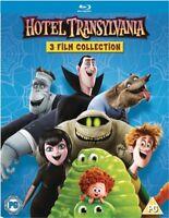 Nuovo Hotel Transylvania 1 A 3 Blu-Ray (SBRPD89269UV)
