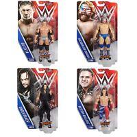"WWE Summer Slam 7"" Figures - Jim Duggan, Undertaker, British Bulldog & Batista"