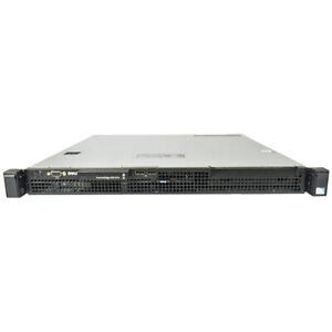 Dell PowerEdge R210 Server 1x I3-540 3.06GHz 8GB RAM NO HDD
