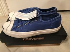 New In Box Converse Jack Purcell Blue Sneakers Women Size 7 Men 5.5