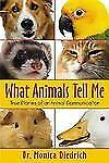 What Animals Tell Me: True Stories of an Animal Communicator-ExLibrary