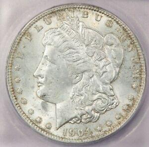 1904-O 1904 Morgan Silver Dollar ICG MS61