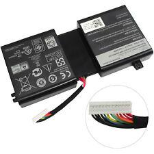 Batterie pour DELL ALIENWARE 17 A17 M17X R5 M18x R3 2F8K3 02F8K3 0G33TT 0KJ2PX