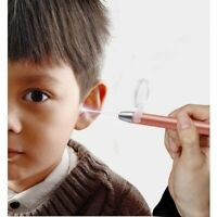 1PCS Magnifier for Flashlight Earpick Ear Cleaner Earwax Removal Tools Baby Kids