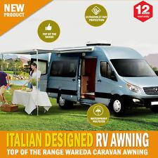 NEW Caravan Awning Roll Out 3.0m x 2.5m NEW Italian Designed Aluminium Alloy
