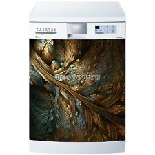 Sticker lave vaisselle Design 60x60cm réf 5537 5537