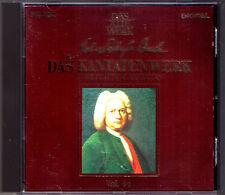 Harnoncourt Bach vol.44 cantata 192 194 195 Leonhardt Rene Jacobs Thomas Hampson