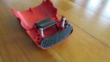 Cox Mercedes W196 1950 tether raceer parts nose hood grill & hood hinge painted