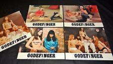 GODEFINGER dora doll  jeu photos cinema lobby cards vintage sexy 1972