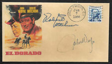 El Dorado John Wayne Featured on Ltd. Edition Collector Envelope OP1317