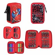 Spider Man Pencil Case School Pencil Box Original Marvel Pencil Case Licensed
