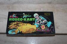 jeu de société  rodéo kart (ed edmond dujardin, 1962)