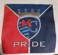 2xl Custom made Kansas City Chiefs and sporting kc and royals combo logo shirts