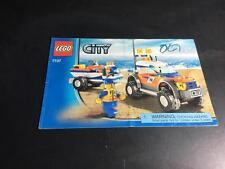 Lego city 7737 instruction  manual