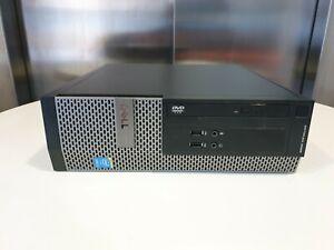 Dell Optiplex 3020 SFF Desktop  Intel Core i3-GEN4 @3.5GHz, 8GB 500GB HDD WIN10