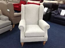 Fabric Solid Armchairs