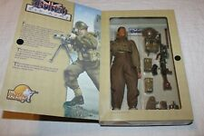 """ULTIMATE SOLDIER WWII 1:6 British 8th Army Soldier 12"""" FIGURE NIB 21st CENTURY"""