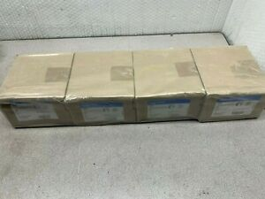 """LOT OF 4 NEW IN BOX EATON CROUSE-HINDS 3"""" SET-SCREW TYPE BOX CONNECTOR 457"""