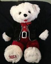 "Walmart Bear Snowflake Friends 2013 Tuxedo Boy 20"" NWT"