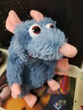 Disney Store Ratatouille Remy Rat Soft Plush Toy Stuffed Animal kids Toy 12""