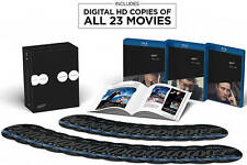 The Ultimate James Bond Collection Blu-Ray
