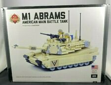 Brickmania Retired LEGO Set - M1 Abrams American Main Battle Tank, #98/300, NEW