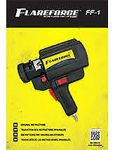 Flare Force Brake Brake & Fuel Line Pneumatic Flaring Tool, NEW in Box