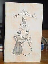 Whalebone Ladies, Poems by K. Gaspar & S. Mandell, Charleston SC Rare