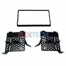 Radio Dash Install Mount Kit Double DIN Non Nav/Dual AC for Nissan & Suzuki New