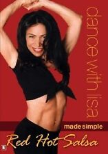 Dance With Lisa Made Simple - Red Hot Salsa (DVD, 2006)