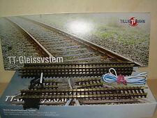 Tillig Gleisset digital f. Gleisoval m. Abstellgleis Platzbedarf 110 x 80 cm neu