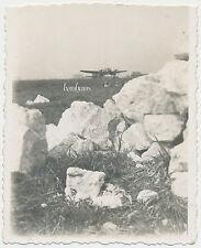 Foto Flugzeug / Airplane Ju88 vom KG 51 Staffelabzeichen Edelweiß (7154)