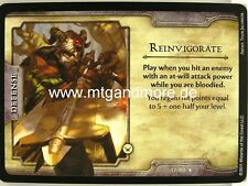 D&D Fortune Cards - 1x Reinvigorate  #042