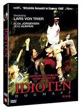 The Idiots / Idioterne / Lars von Trier, Bodil Jørgensen (1998) - DVD new