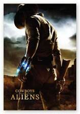 SCIFI MOVIE POSTER Cowboys and Aliens Movie Poster One Sheet