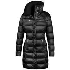 Cavallo Daley Ladies Long Coat Down Padded Jacket Black Size 40/12-14