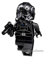 LEGO STAR WARS MINIFIGURA TIE FIGHTER PILOT SET 75082 75106 ORIGINAL MINIFIGURE