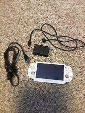 White Ps Vita System w/ 4GB Memory Card