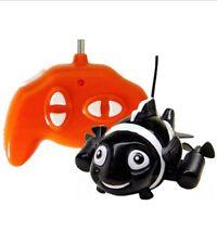 New Mini Nemo Knight Fish RC Water Fish Toy W/Remote Control Limited Edition