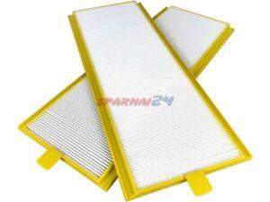 Filter passend für Zehnder ComfoAir 350 / 550 | 006040200 006040220 | 2x G4