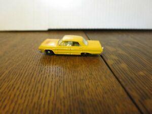 Matchbox no. 20 Chevrolet Impala Taxi