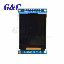 1.8 inch Full Color 128x160 SPI TFT LCD Display Module replace OLED for Arduino