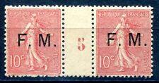 La Francia posta militare 1906 4 ** STEG x € 670 (z0654