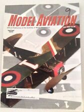 Model Aviation Magazine Powered Airplanes And Gliders June 2002 041417nonrh