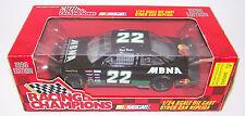 1996 Racing Champions 1:24 WARD BURTON #22 MBNA Pontiac Grand Prix