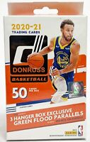 2020-21 Panini Donruss Basketball Hanger Box *Sealed* Rated Rookie Lamelo Ball